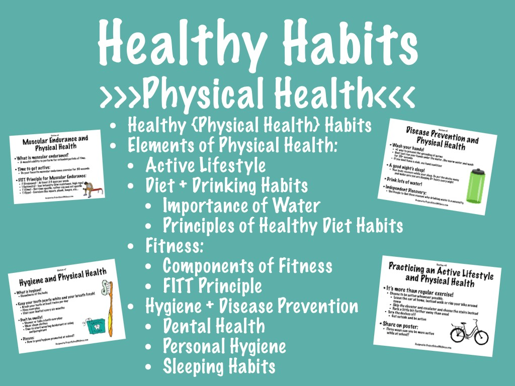 Attention health and physical education teachers, you need this lesson plan! This learning station activity is the perfect middle school health lesson plan. Introduce your students to physical health and teach them about how to be physically health. This activity is highly engaging, requiring students to think critically! Click the link to discover this Project School Wellness middle school health lesson plan!