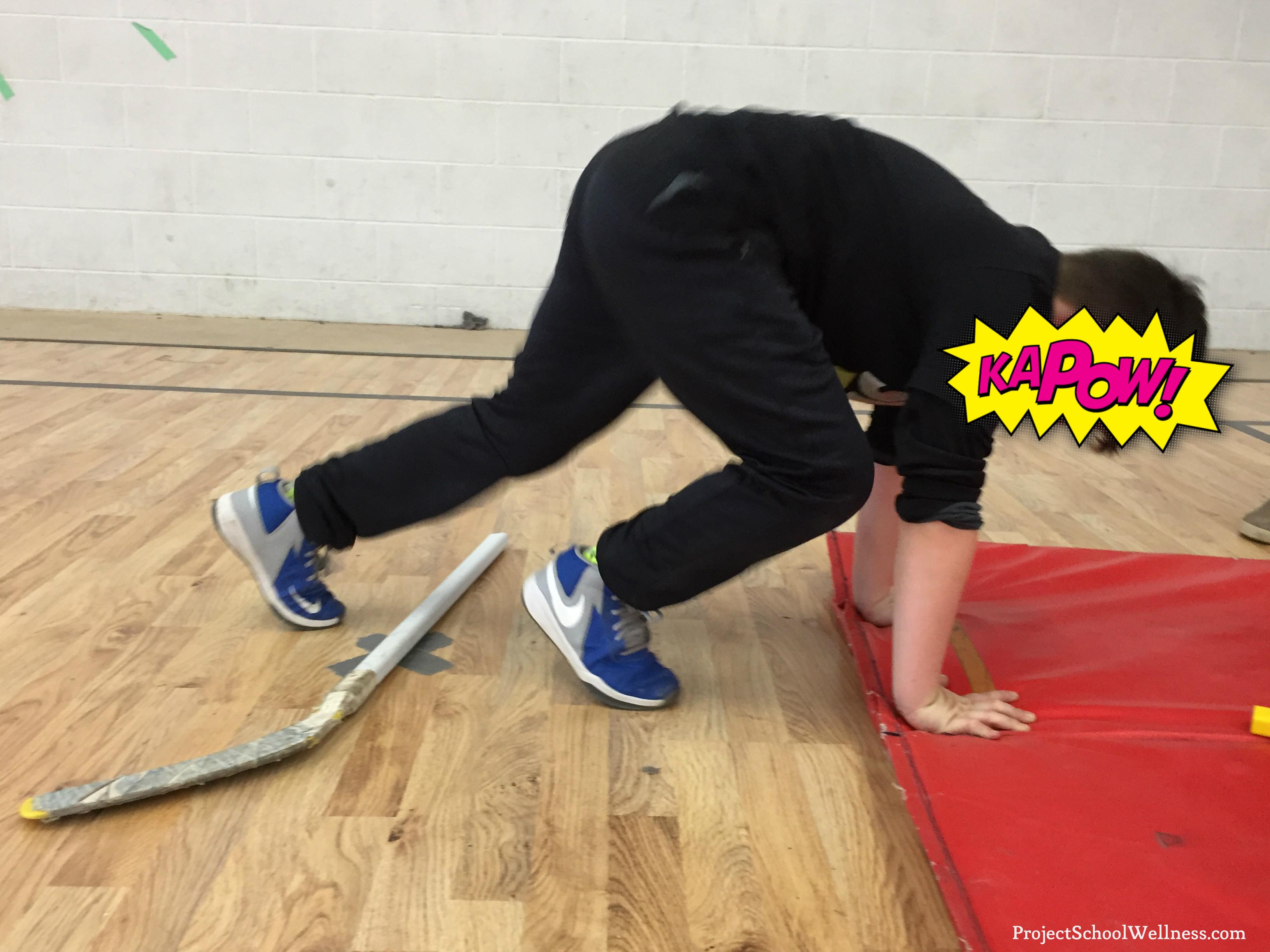 circuit hockey fitness activity project wellness