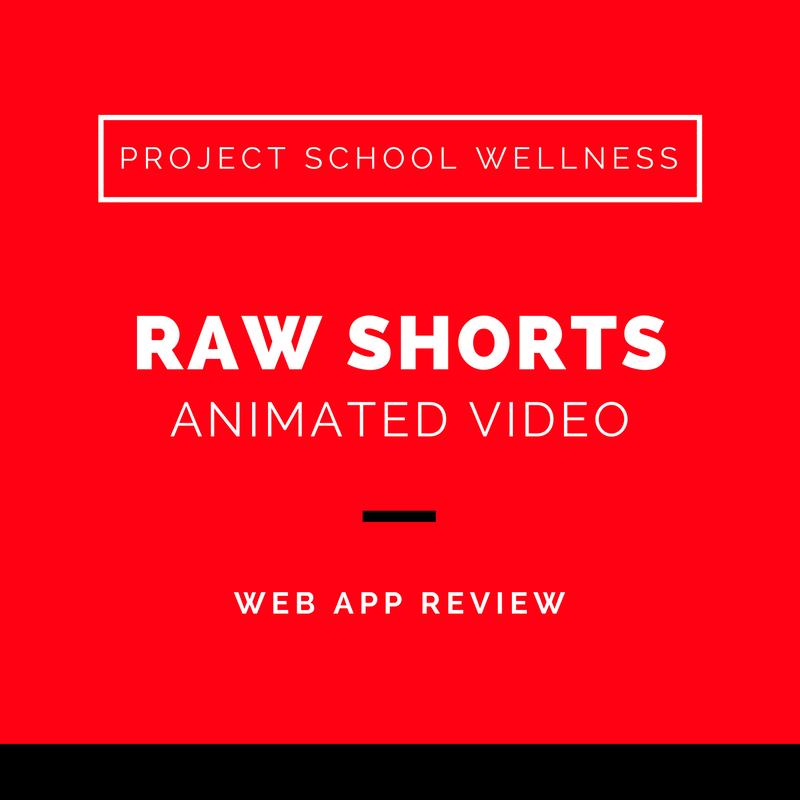 Project School Wellness, Health Blog, Wellness Blog, Teacher Blog, Raw Shorts