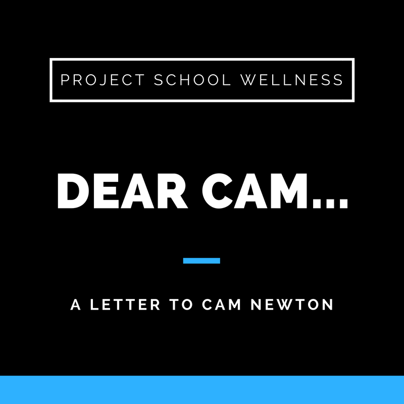 Project School Wellness, Health Blog, Wellness Blog, Teacher Blog, Dear Cam, Super Bowl