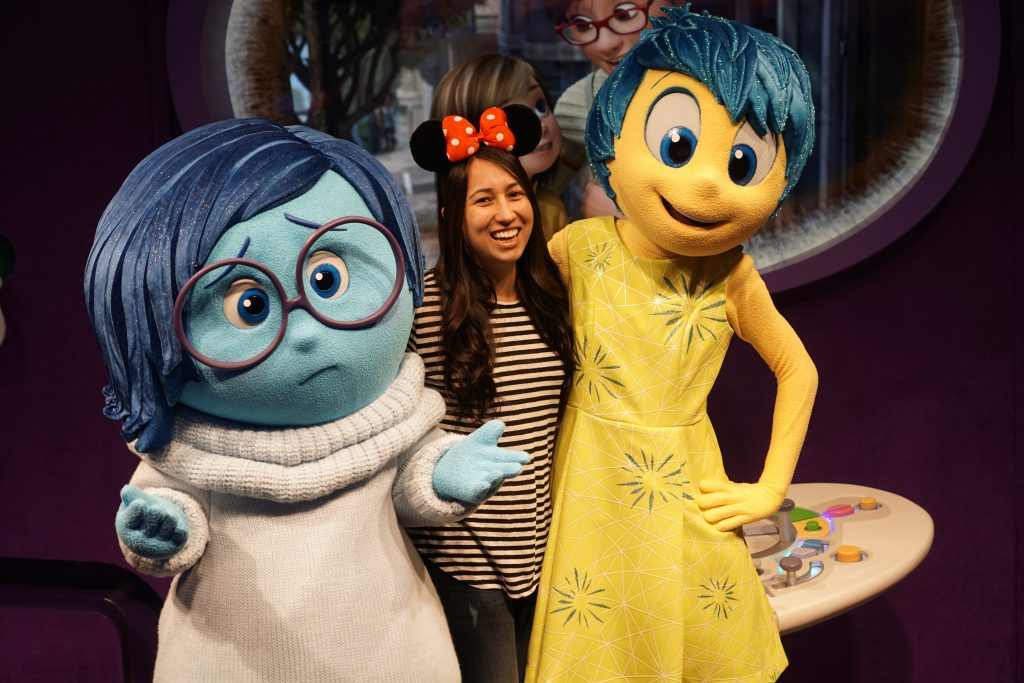 Inside Out, Joy, Sadness, Inside Out Lesson Plans, Middle School, School Counselor,