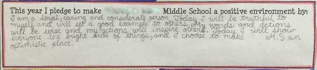 student-pledge-all-about-me-project-school-wellness-belonging