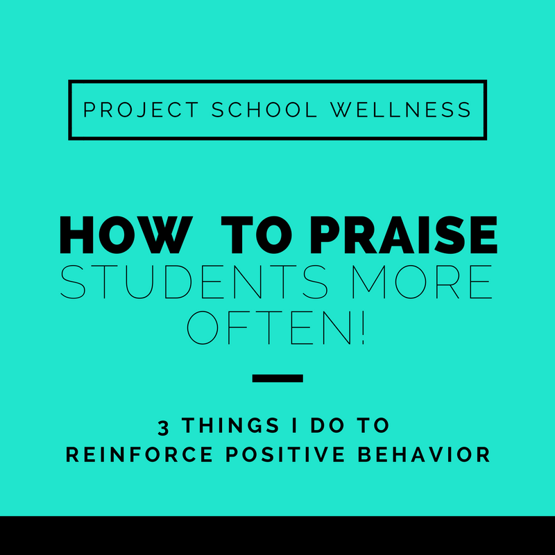 Dramatically transform school culture by intentionally increasing teacher-to-student and student-to-teacher complimenting. Project School Wellness makes it incredibly easy to acknowledge positive behavior with these simple Student Praise cards. This is a freebie for every elementary and middle school teacher across the curriculum! Don't wait to download this highly useful freebie!