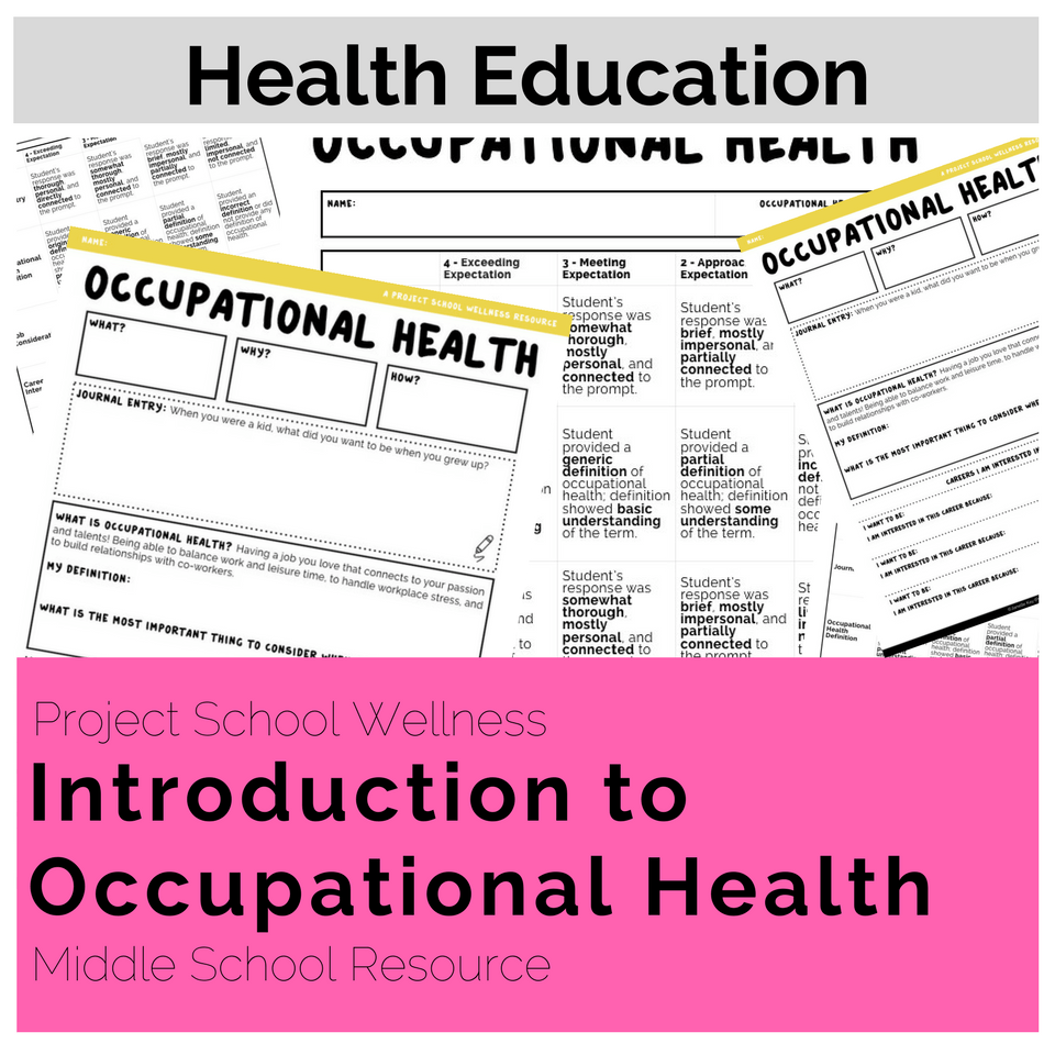 unit 52 using occupational health and Unit 52: equality  occupational therapists, dieticians, other health and social care workers, counsellors, dementia advisers, advocates.