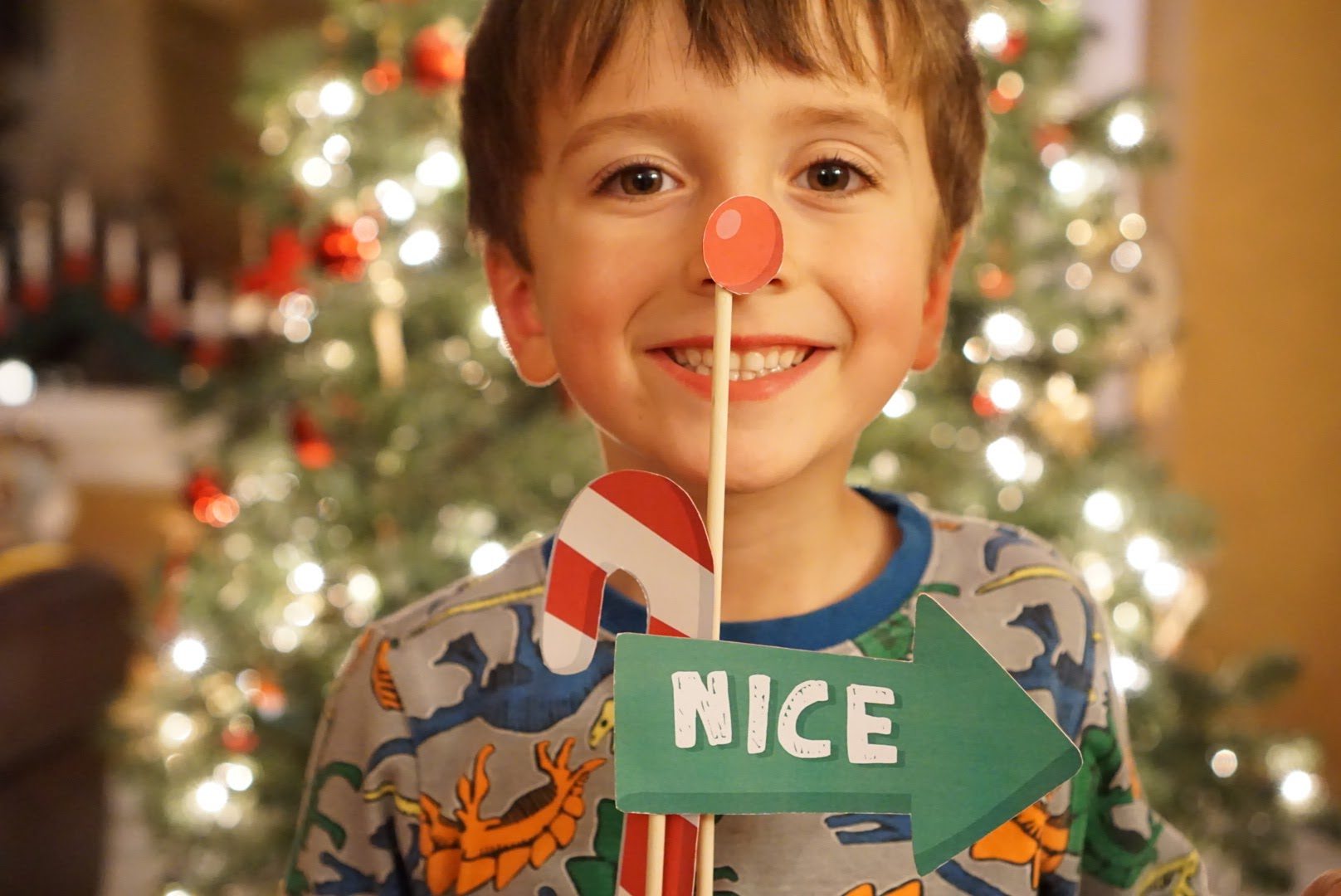 Easy holiday activities for any classroom - - a photo booth! Check out the links to free photo props!