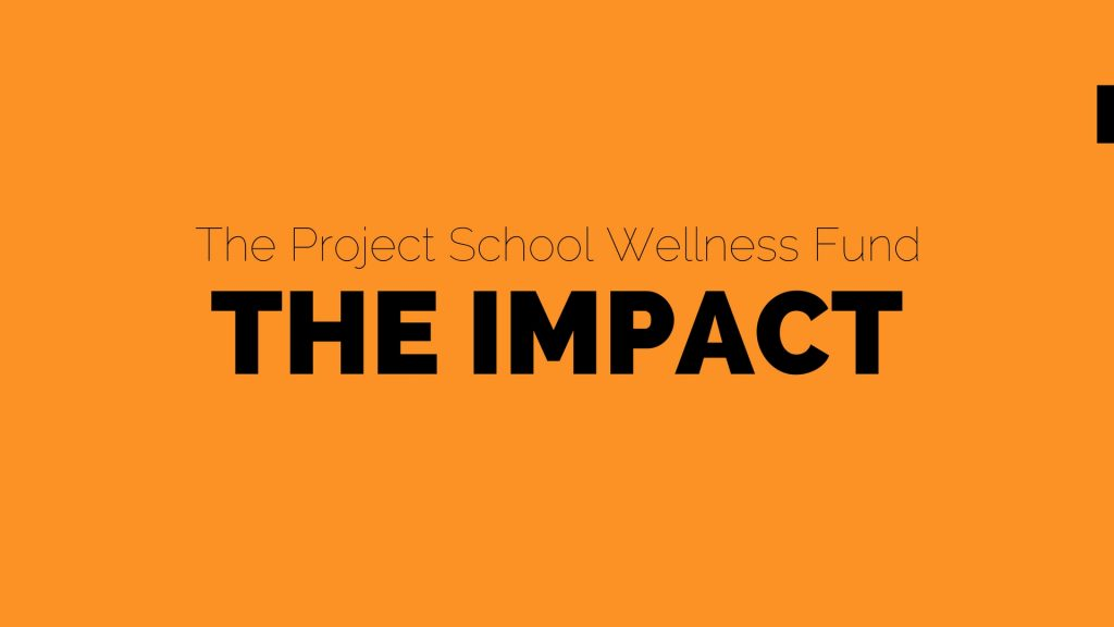 Project School Wellness Fund - How one teacher is giving back to local schools! Every time you purchase from Project School Wellness, 10% is donated to local schools and teachers! This is teachers taking care of teachers.
