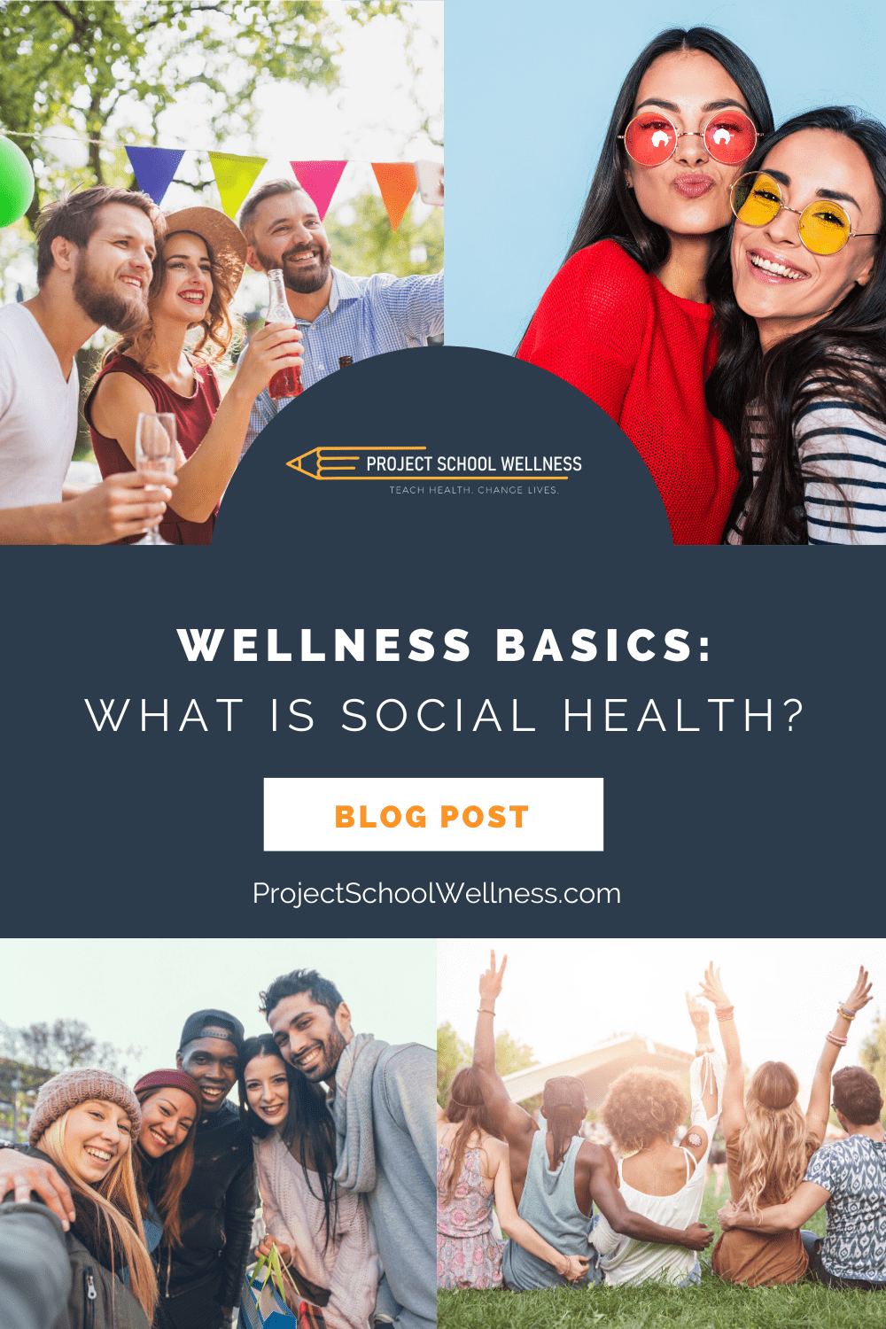 What is Social Health? A look at what social health is, why it matters, and how to teach social health to to your students