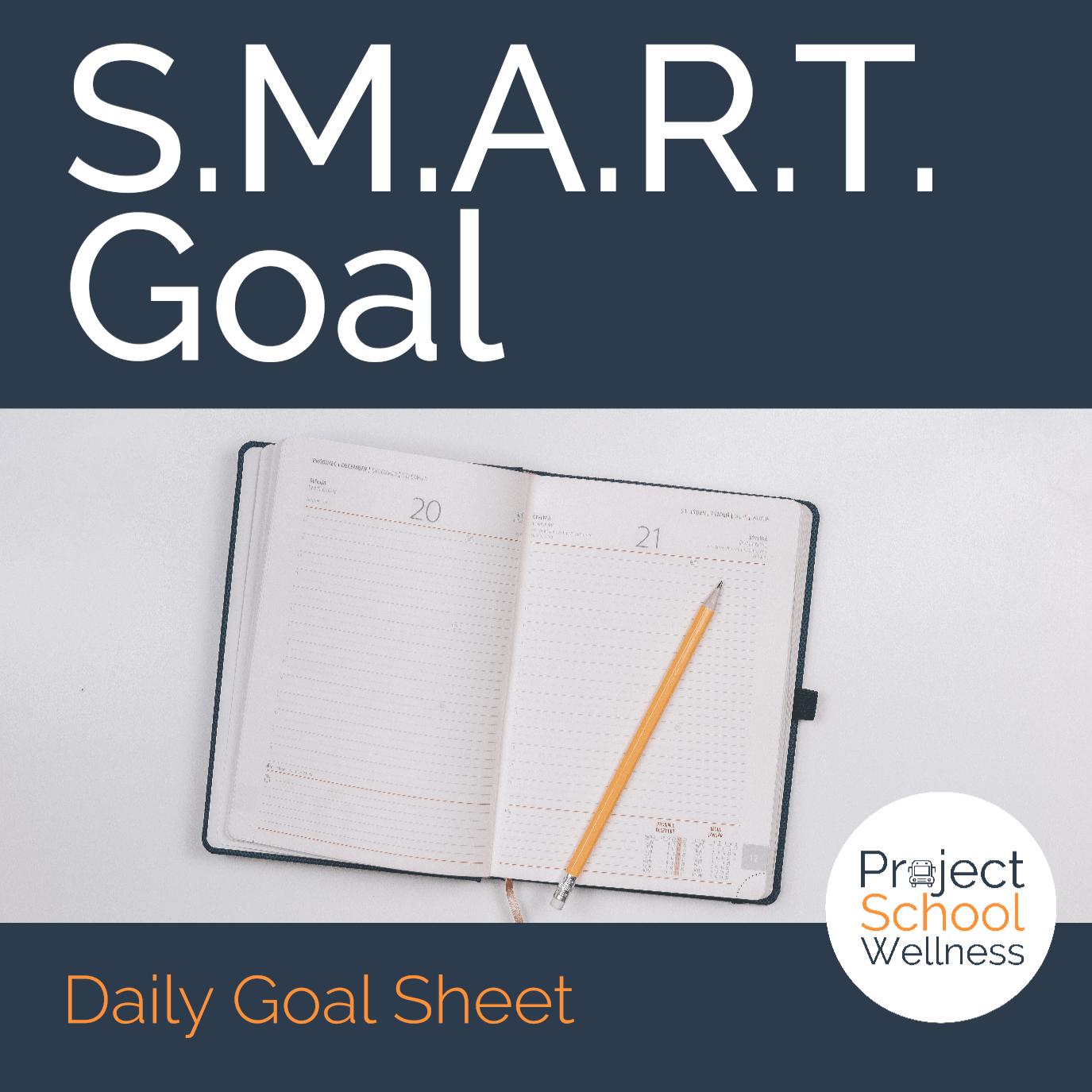 PSW Store - Daily Goal Sheet