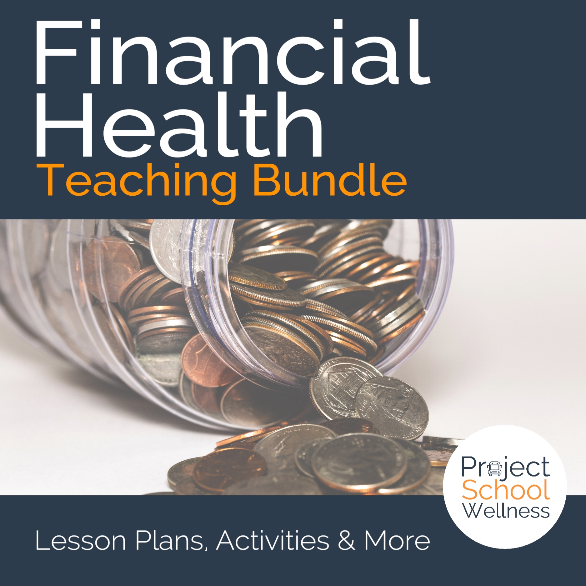 Financial Health and Financial Literacy lesson plans