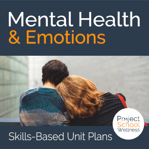PSW Store - Mental Health & Emotions Unit