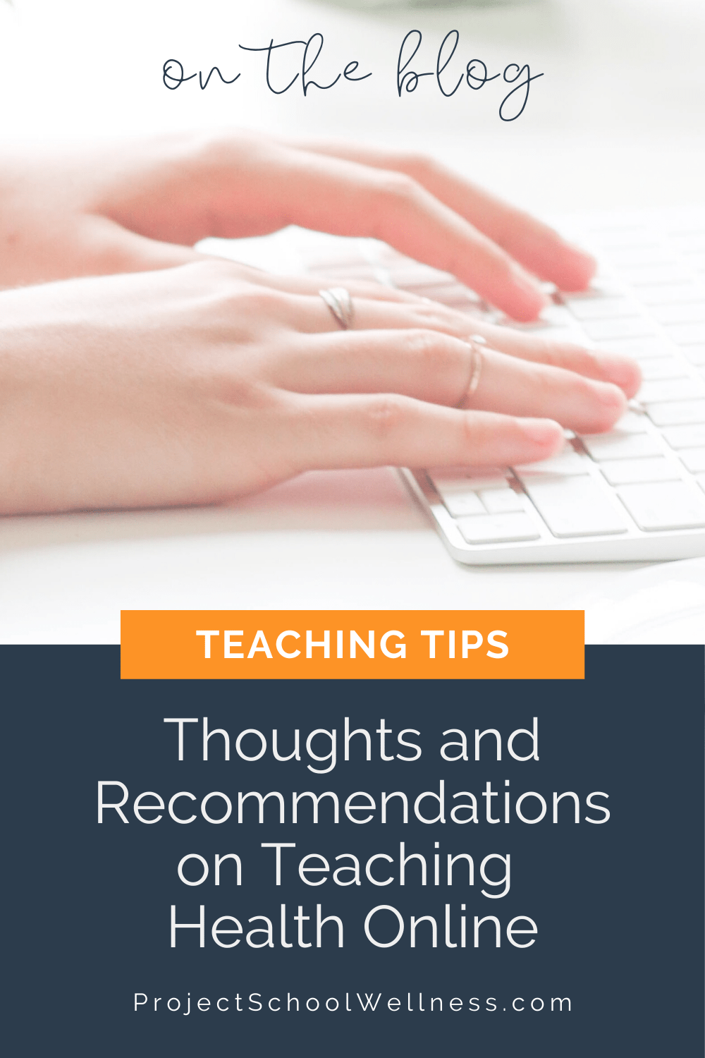 Health Teaching Tips - Thoughts and Recommendations for Teaching Health Online - Digital Learning Tips and Tricks