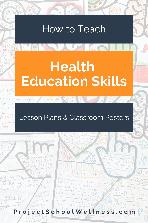 Health Education Blog - How to Teach Health Education Skills