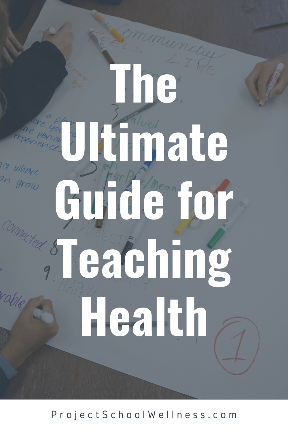 The Ultimate Guide for Teaching Health, everything you need to know about teaching comprehension, skills-based health education. - A Project School Wellness skills-based health resources. Download free advocacy lesson plans, a skills-based health lesson planning template, and health education scope and sequence template