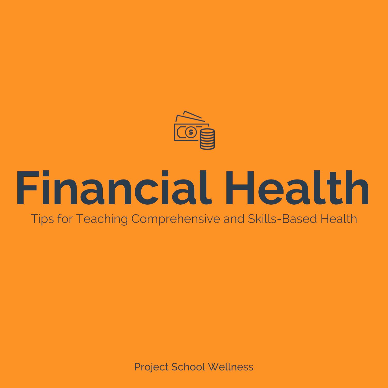 PSW Blog - Financial Health