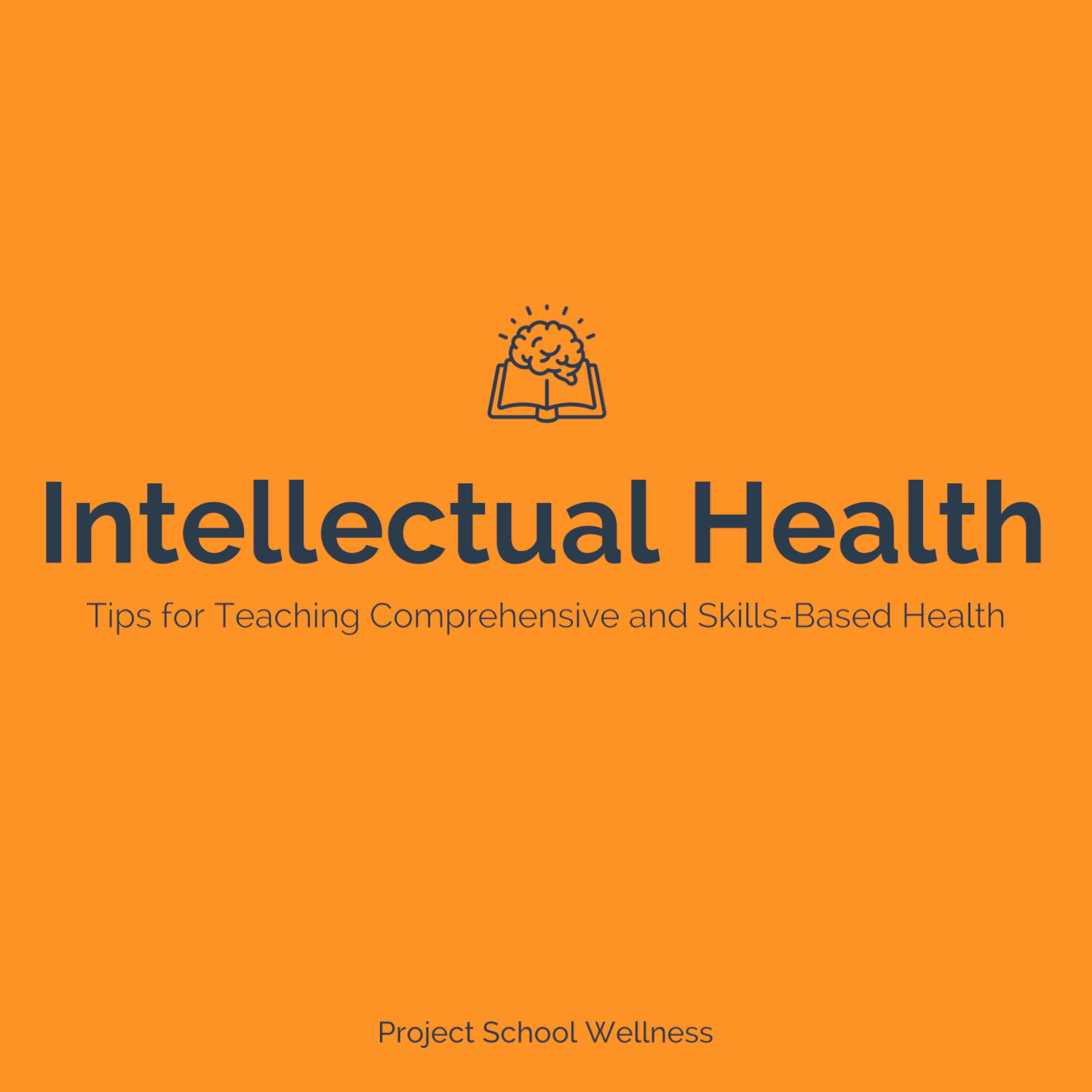 PSW Blog - Intellectual Health
