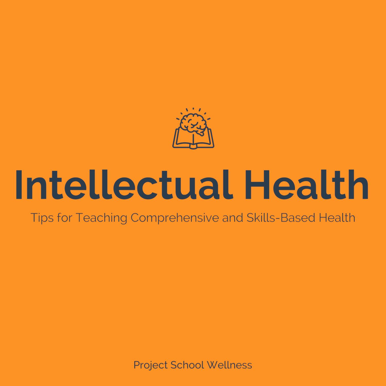 PSW Blog - Intellectual Health