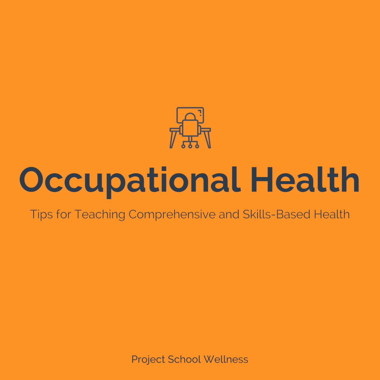 PSW Blog - Occupational Health
