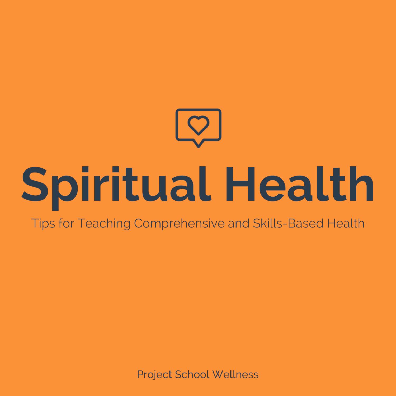 PSW Blog - Spiritual Health