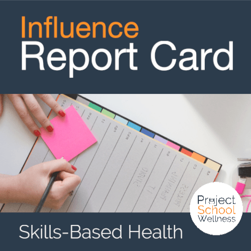 PSW Store - Influence Report Card